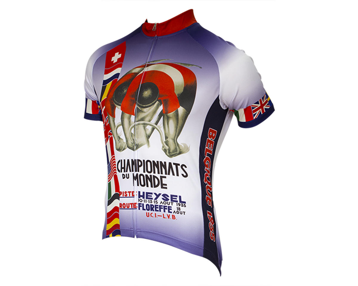 Retro 1935 World Championships Men's Jersey