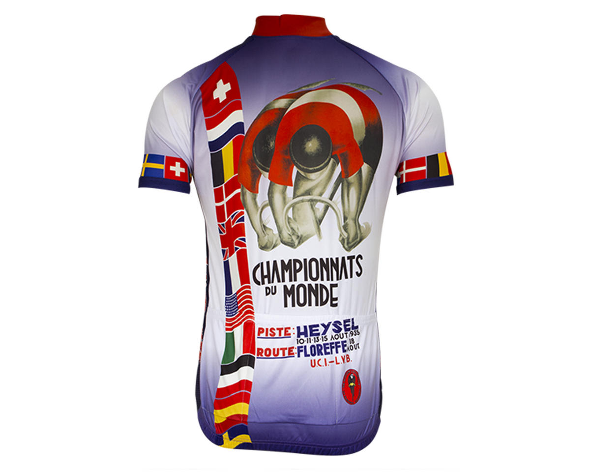 Retro 1935 World Championships Men's Jersey (M)