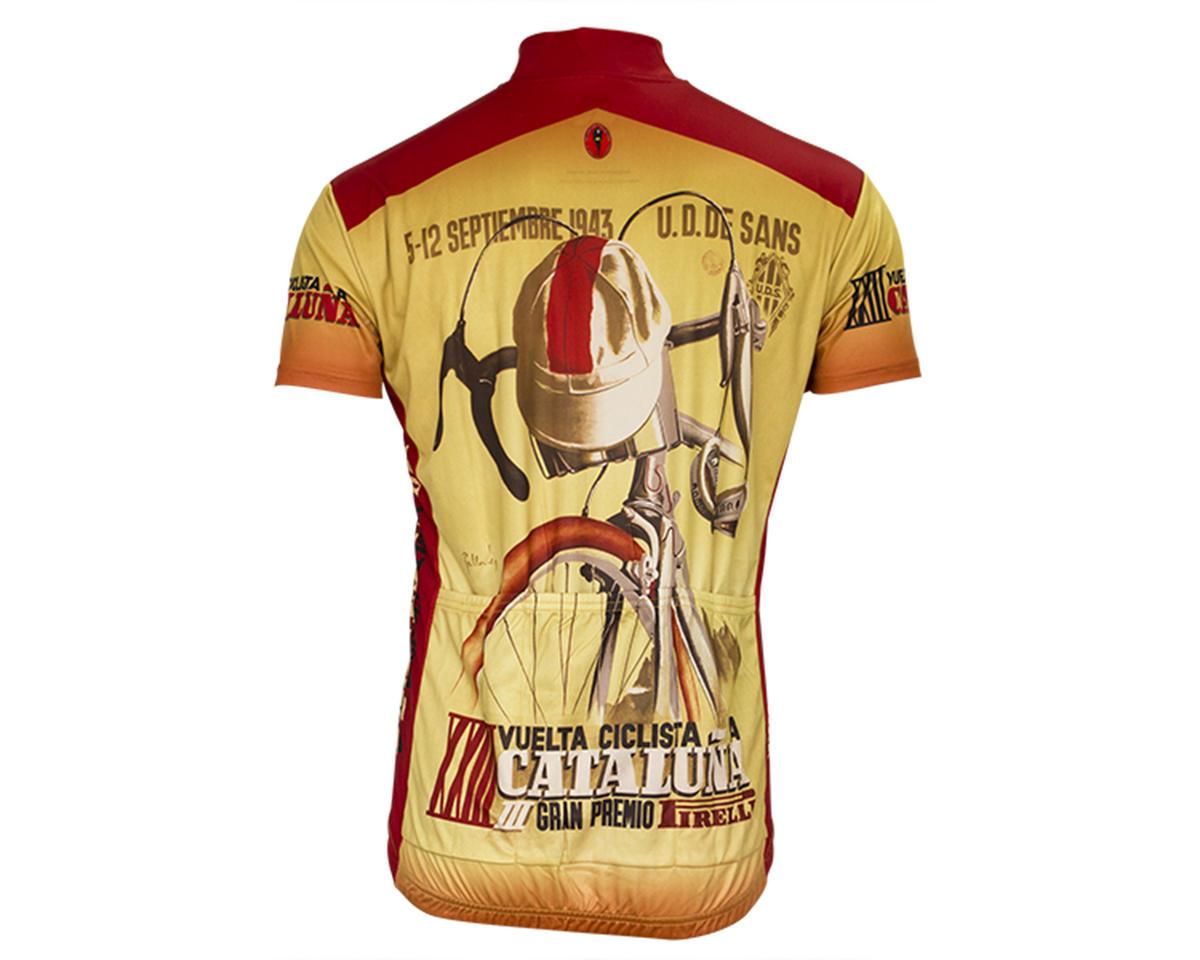 Retro 1943 Cataluna Men's Jersey (L)