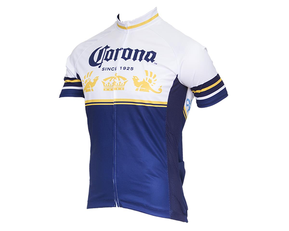 Retro Corona Classic Men's Cycling Jersey