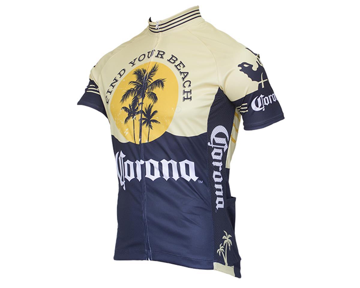Retro Corona Vintage Men s Cycling Jersey (XL)  CORONAVINTAGEMENXL ... c994433d7