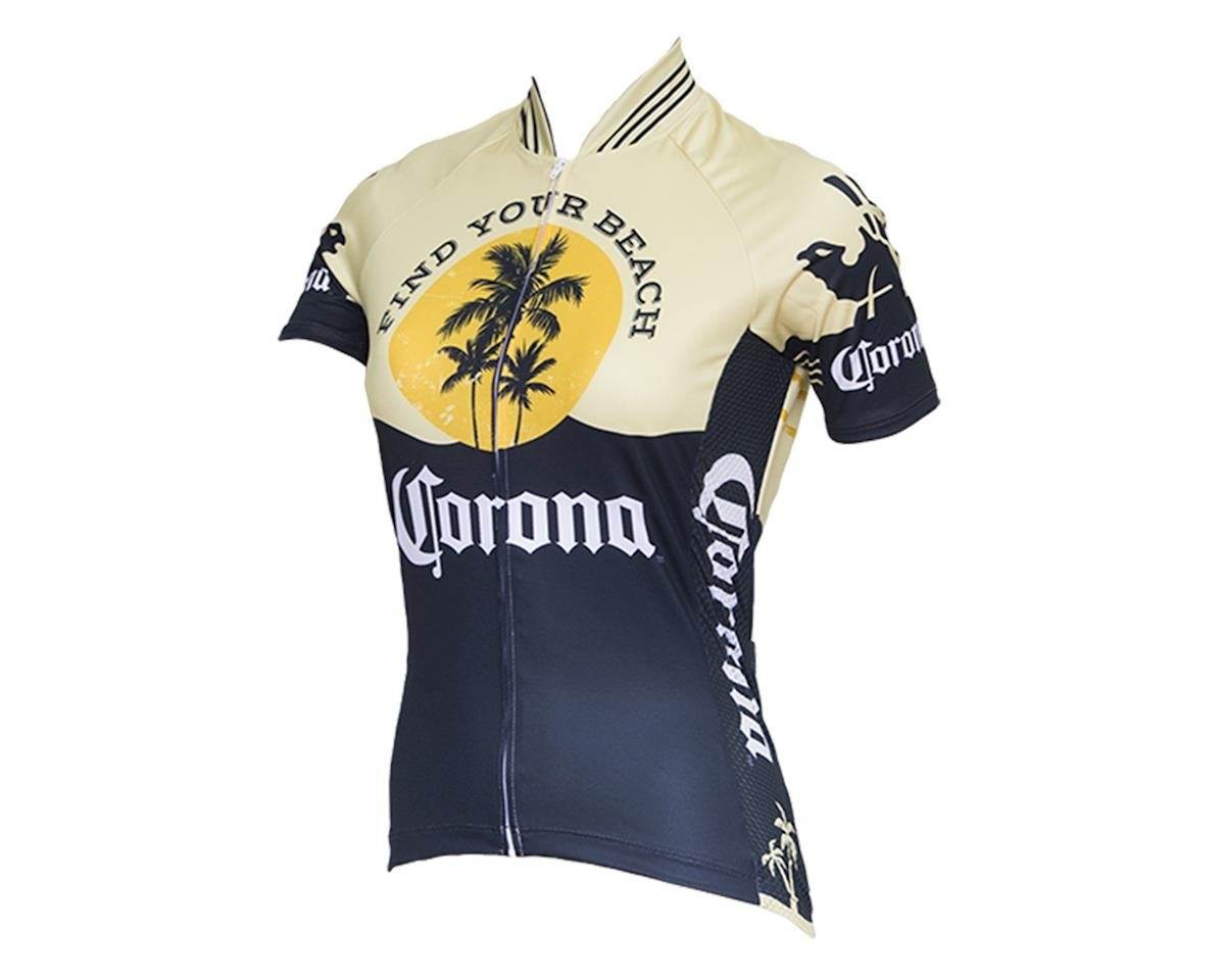 Retro Corona Vintage Women's Cycling Jersey