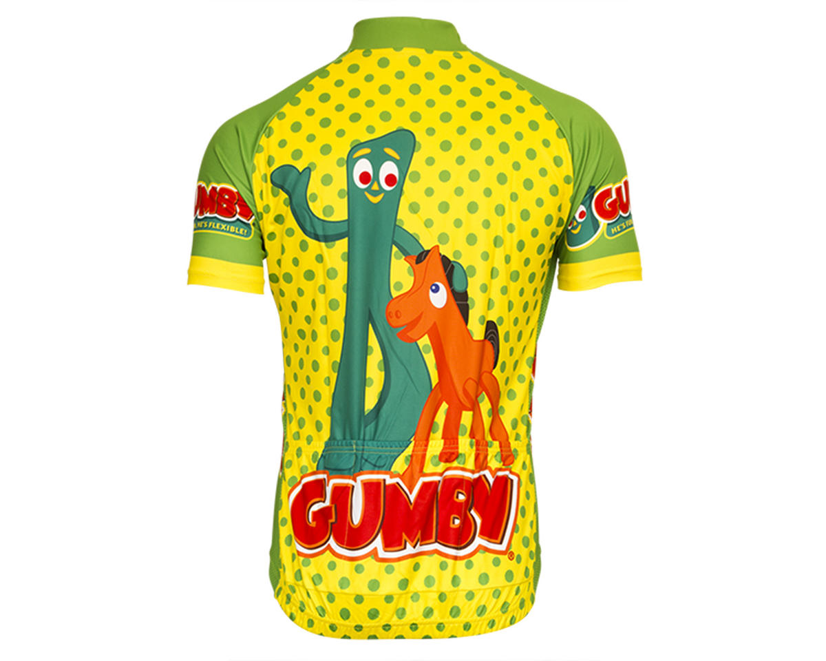 Retro Gumby Men's Jersey (M)