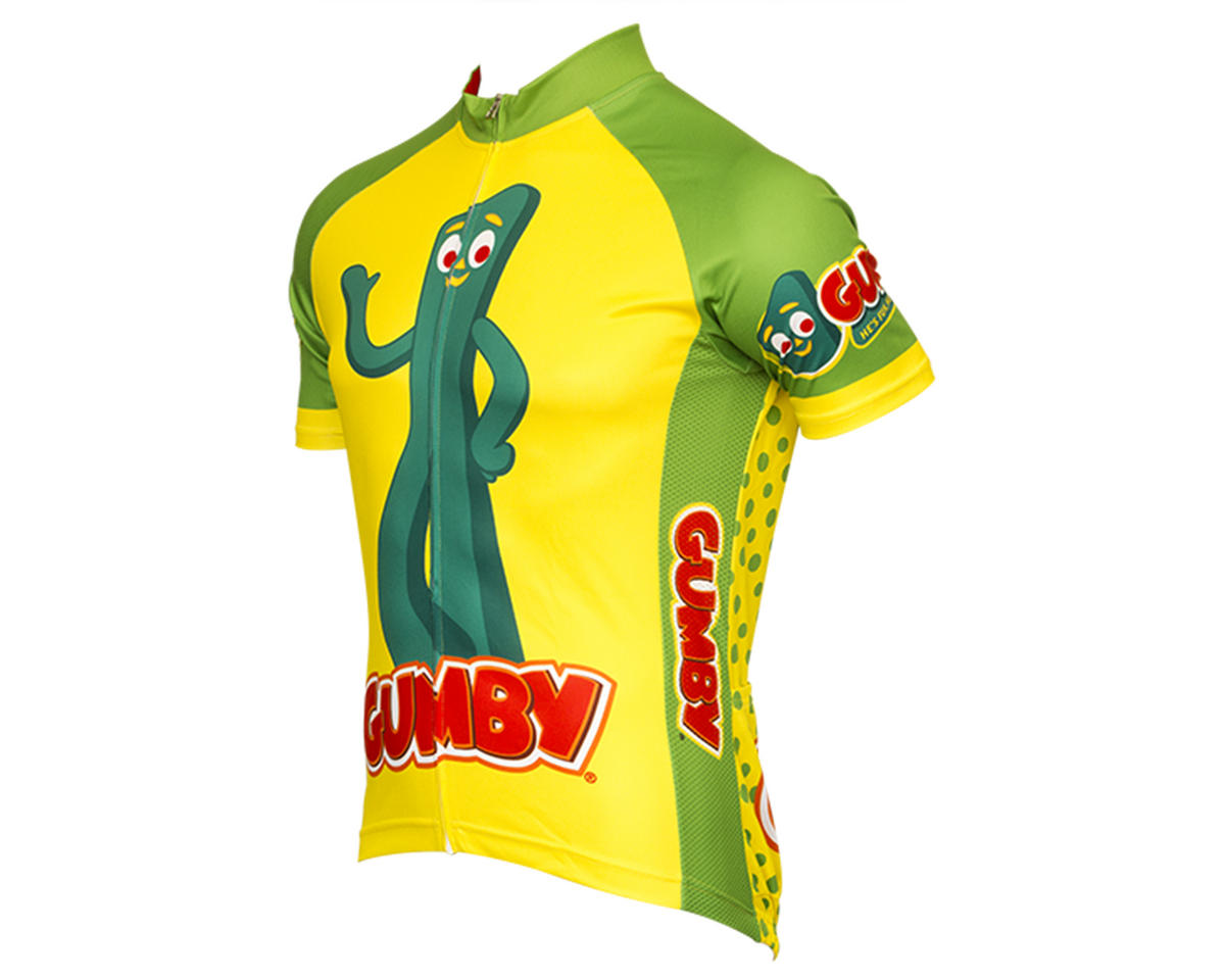 Retro Gumby Men's Jersey (2XL)
