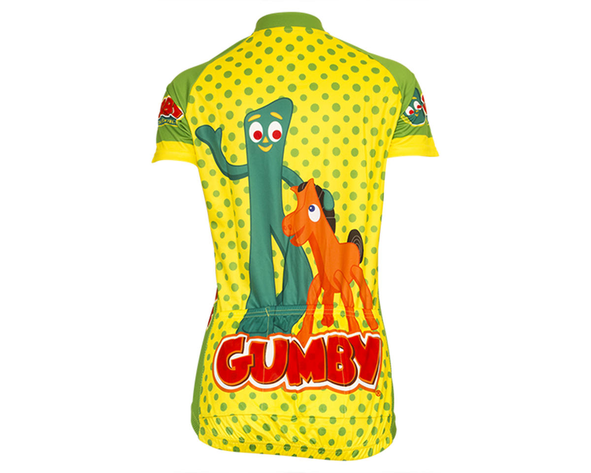 Retro Gumby Women's Jersey (L)