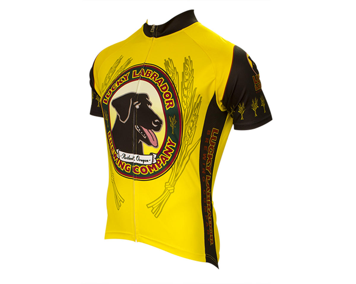 Retro Lucky Lab Classic Men's Jersey (L)