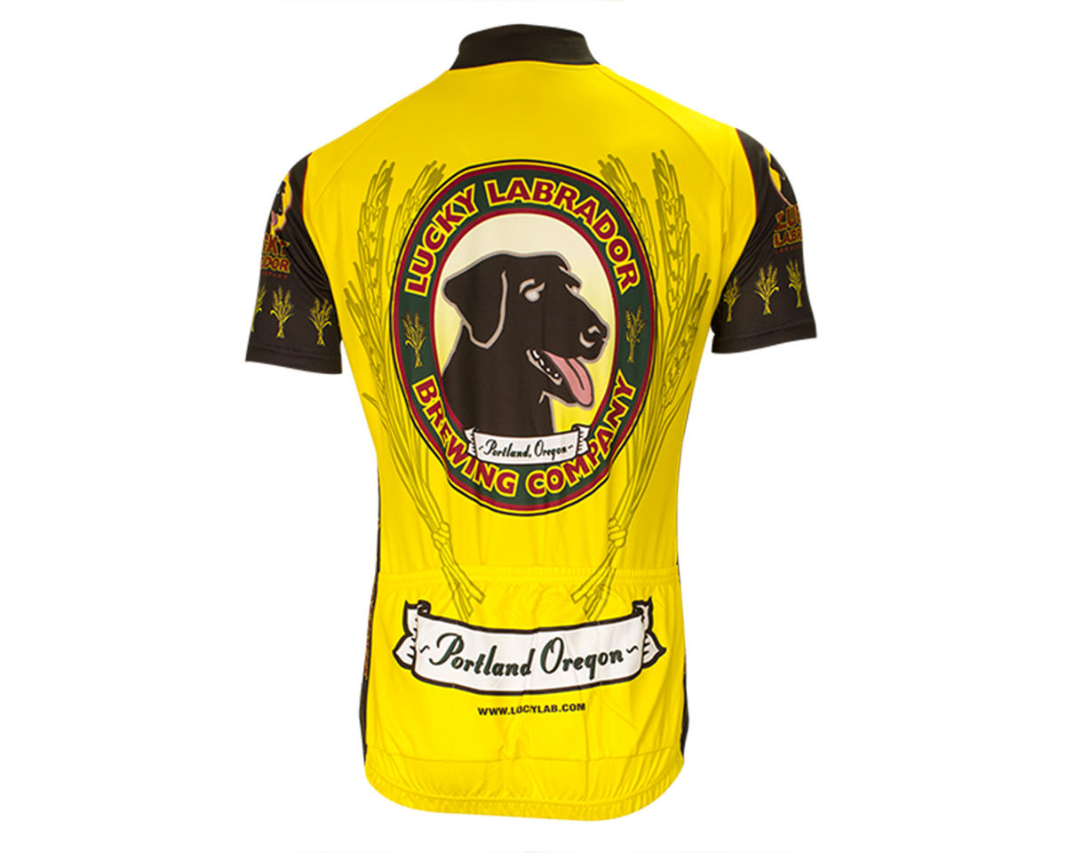 Retro Lucky Lab Classic Men's Jersey (S)