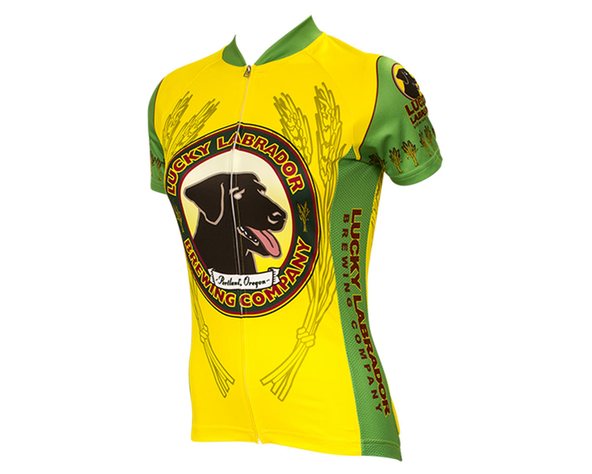 Retro Lucky Lab Classic Women's Jersey (L)