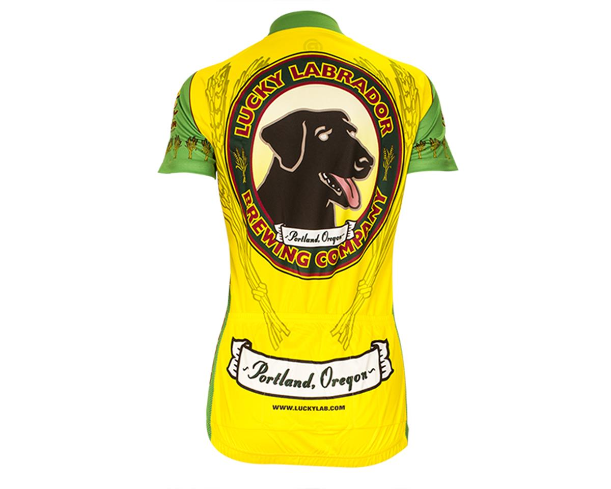 Retro Lucky Lab Classic Women's Jersey (M)