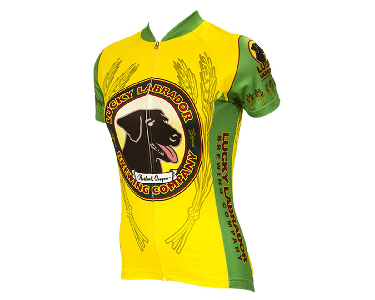Retro Lucky Lab Classic Women's Jersey (S)
