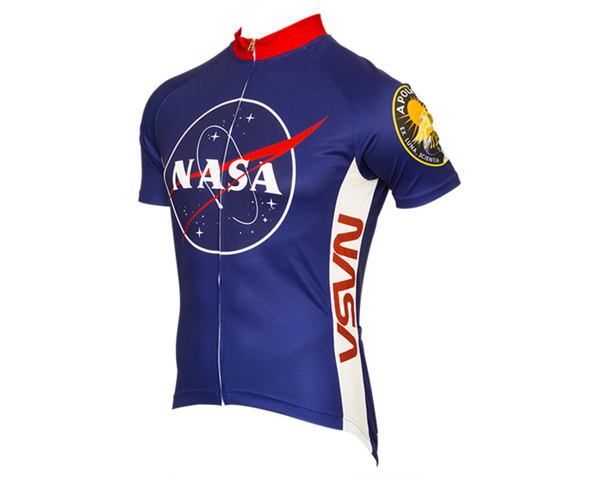 Retro NASA Men's Jersey