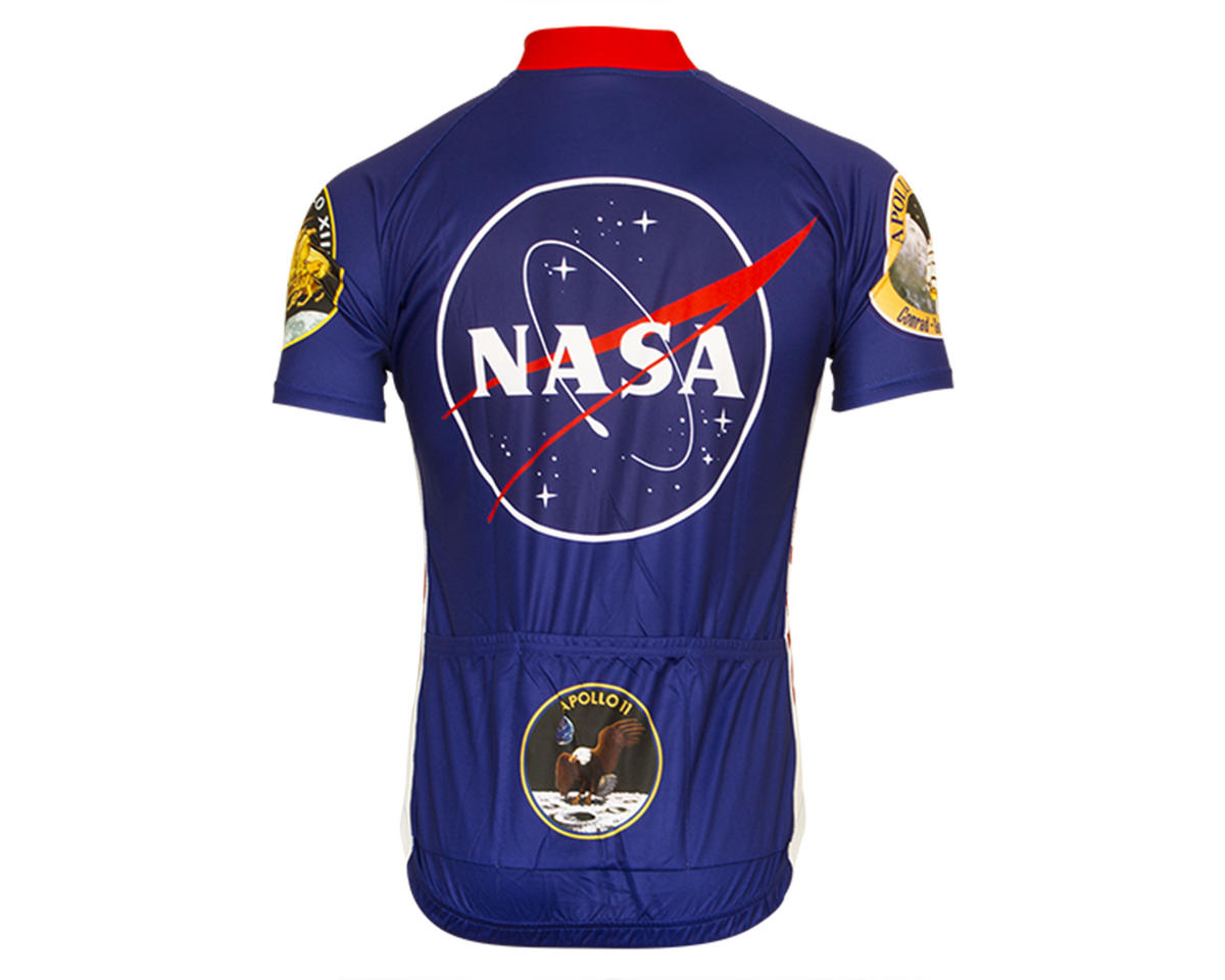 Retro NASA Men's Jersey (L)