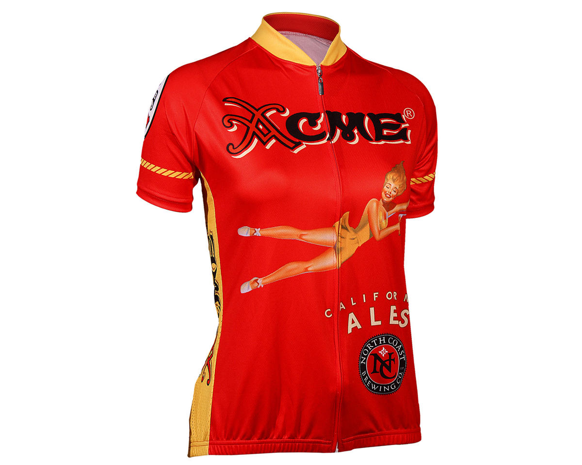 Retro North Coast Acme Ale Women's Jersey (M)