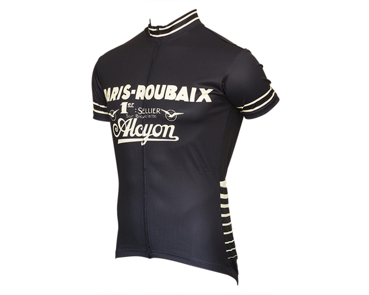 Retro Alcyon Paris Roubaix Men's Jersey