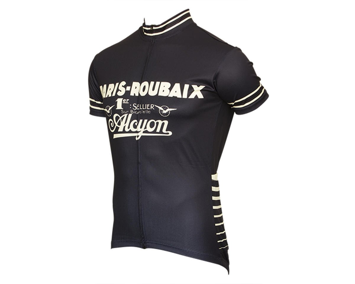 Retro Alcyon Paris Roubaix Men's Jersey (M)