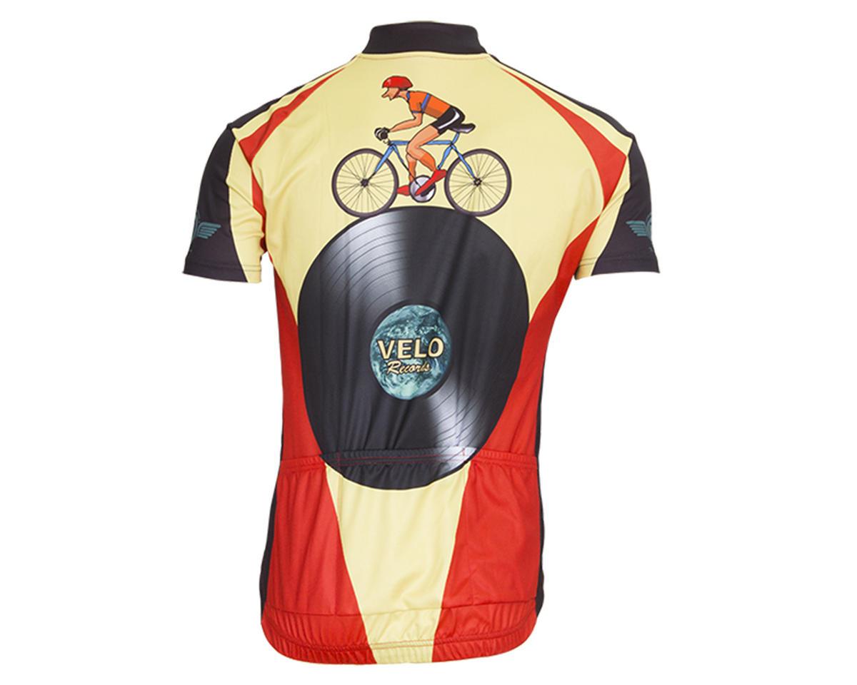 Retro Velo Records Men's Jersey (S)