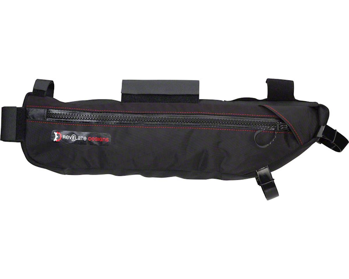 Revelate Designs Tangle Frame Bag: Black, SM