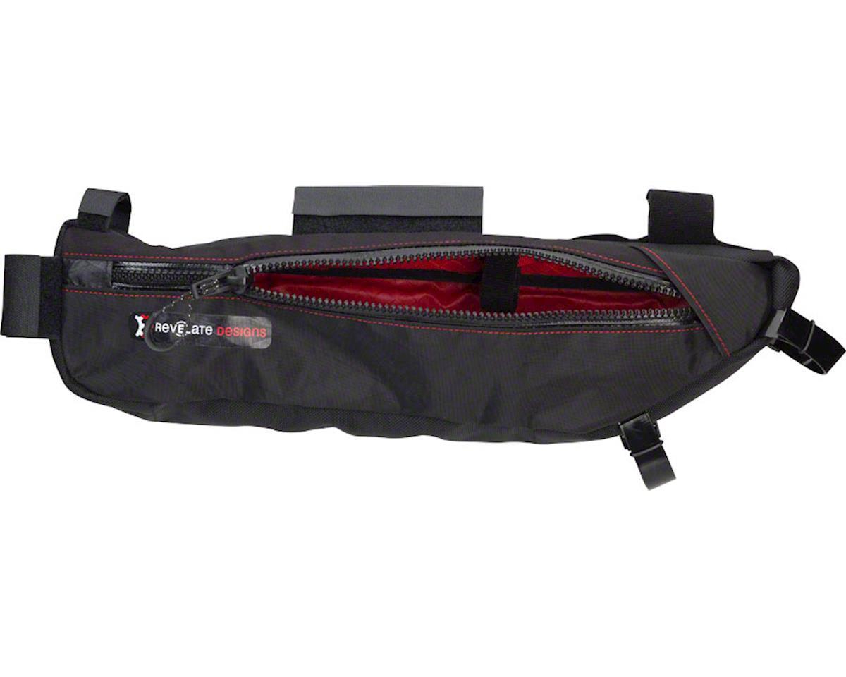 Revelate Designs Tangle Frame Bag: Black, SM