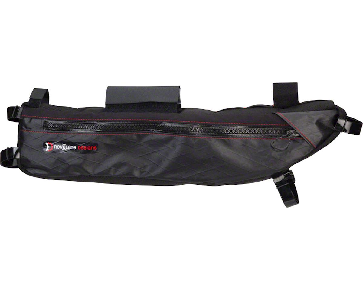 Revelate Designs Tangle Frame Bag (Black) (M)