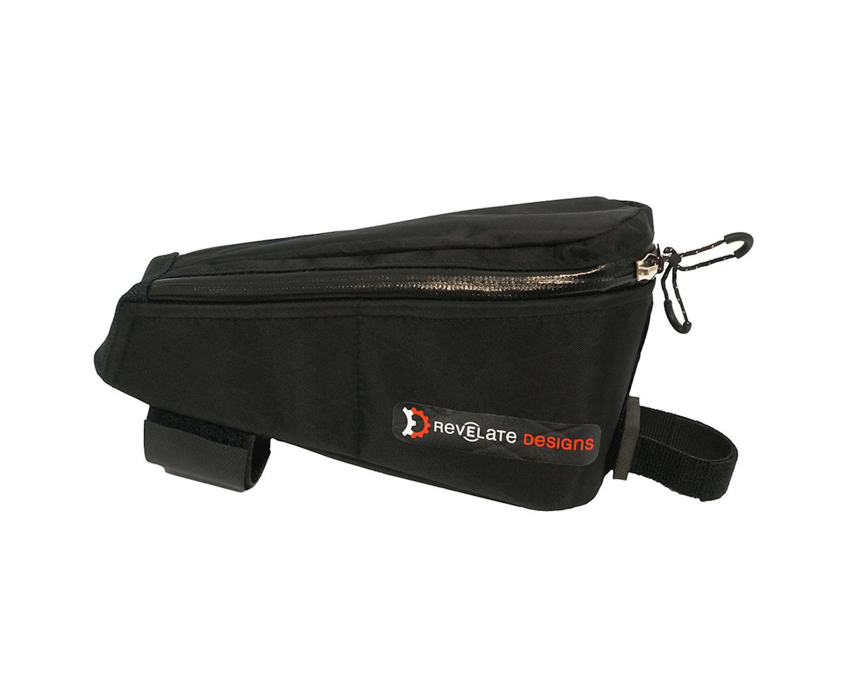 Revelate Designs Gas Tank Top Tube Stem Bag (Black)