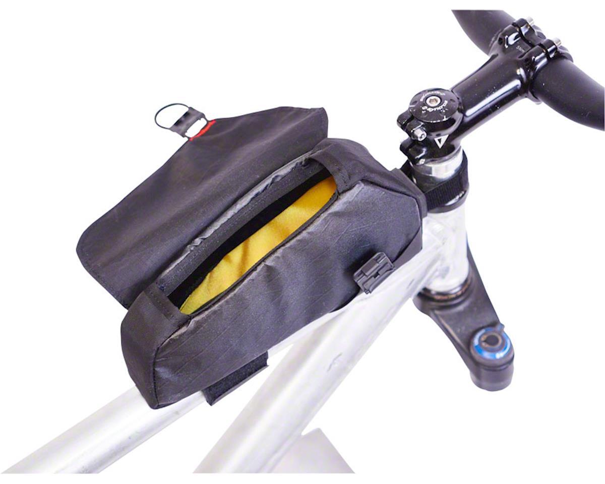 Revelate Designs Mag-Tank Top Tube/Stem Bag (Black)