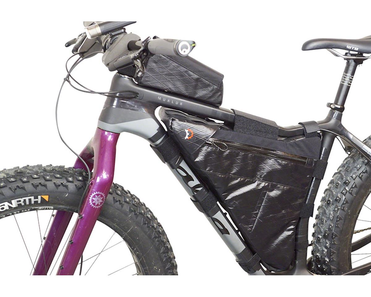 Revelate Designs Carbon Mukluk Frame Bag (Black) (S)
