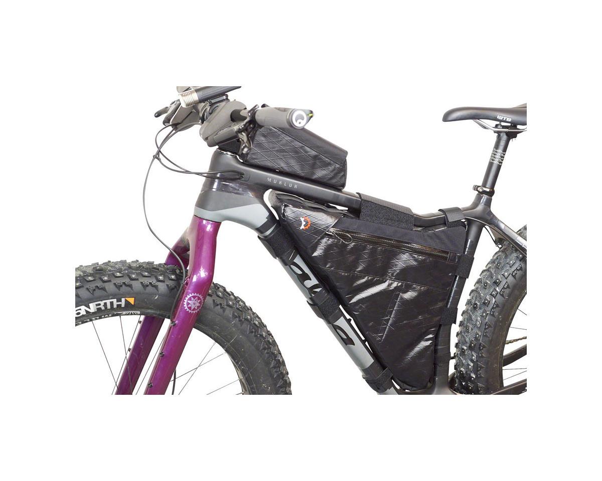 Revelate Designs Carbon Mukluk Frame Bag (Black) (L)