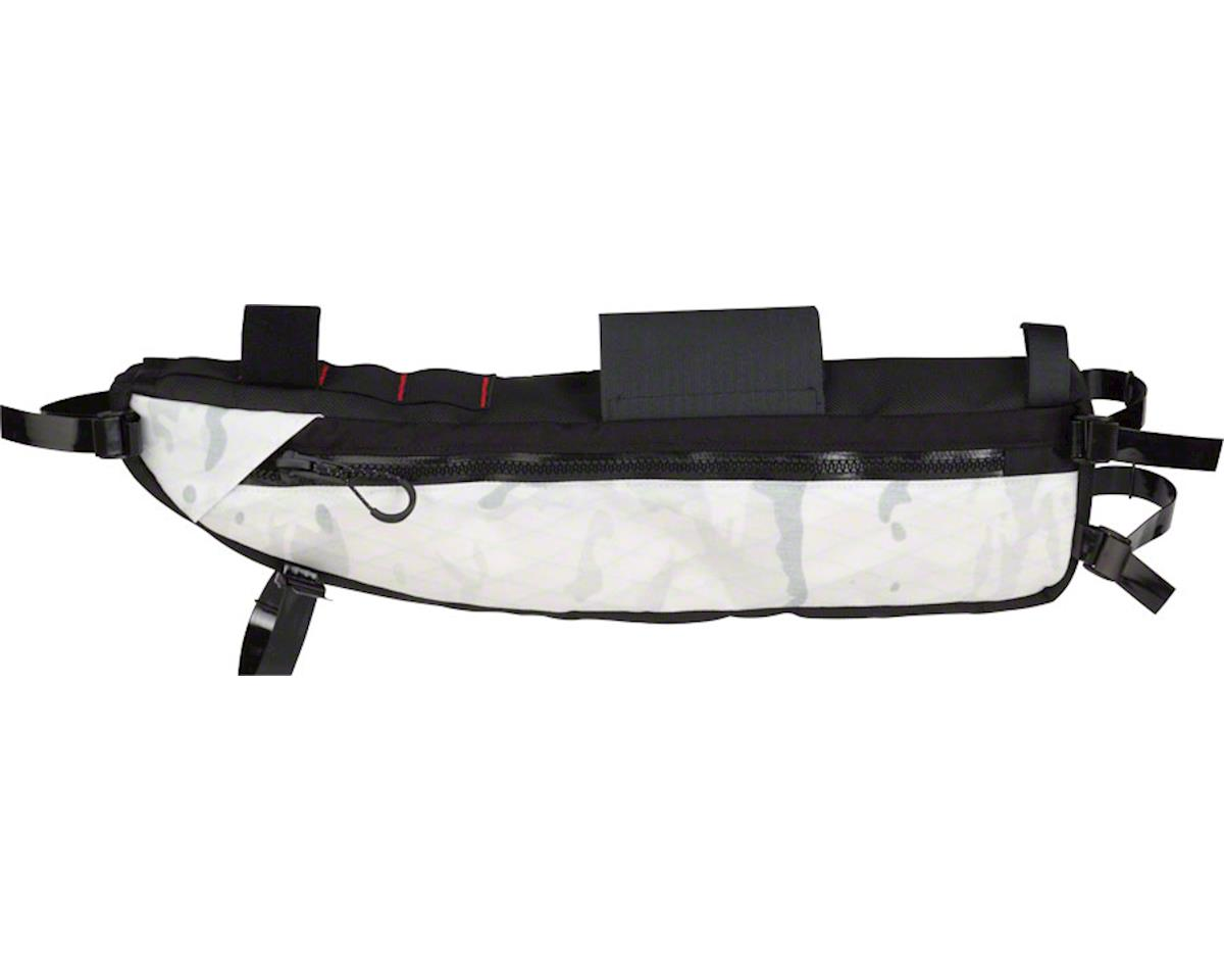 Revelate Designs Tangle Frame Bag: Alpine Camo, LG
