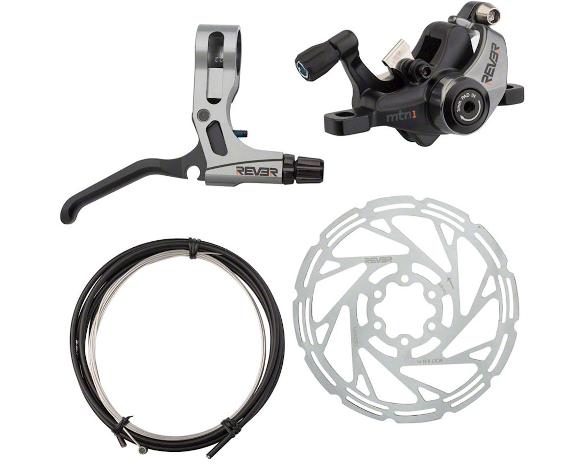 Rever MTN1 Mechanical Disc Brake Right 160mm Rotor