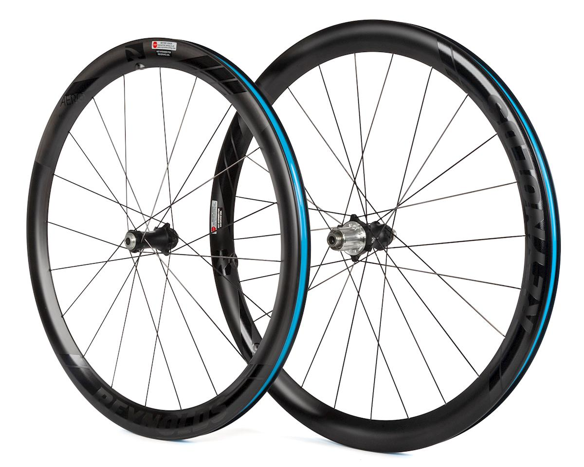 Reynolds Blacklabel AERO 46 Tubeless Wheelset (Disc Brake) (Shimano)