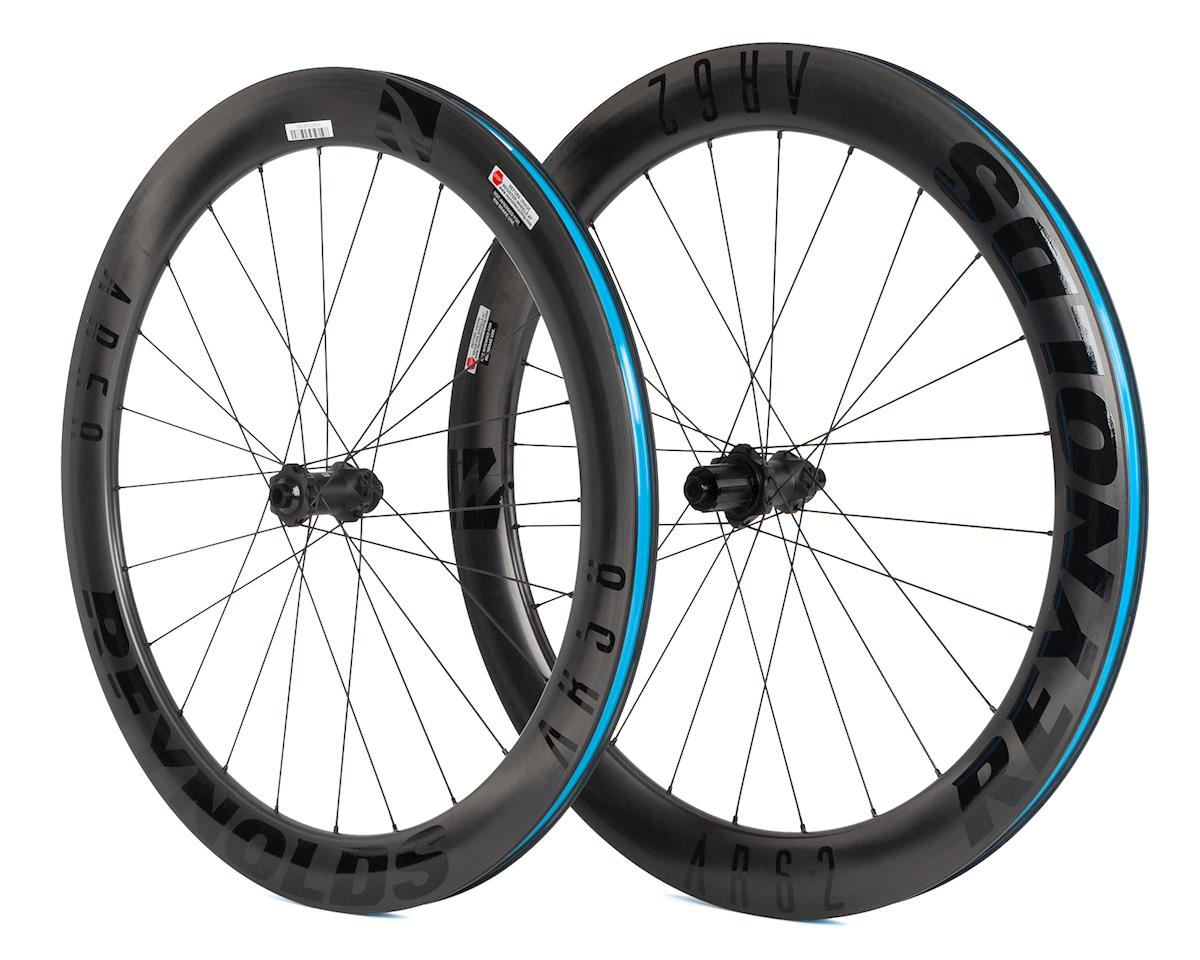 Reynolds AR58/62 Tubeless Wheelset (Disc Brake) (Shimano)
