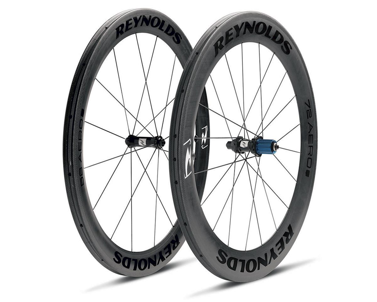 Reynolds 2015 Mixed Aero Wheelset 58/72mm (Clincher) (Shimano/SRAM) (16/20H)