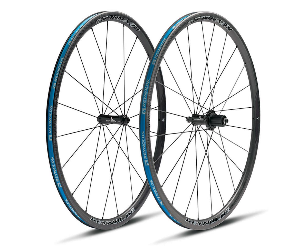 SCRATCH & DENT: Reynolds 2015 Attack Carbon Wheelset (Clincher) (Shimano/SRAM) (20/24H)