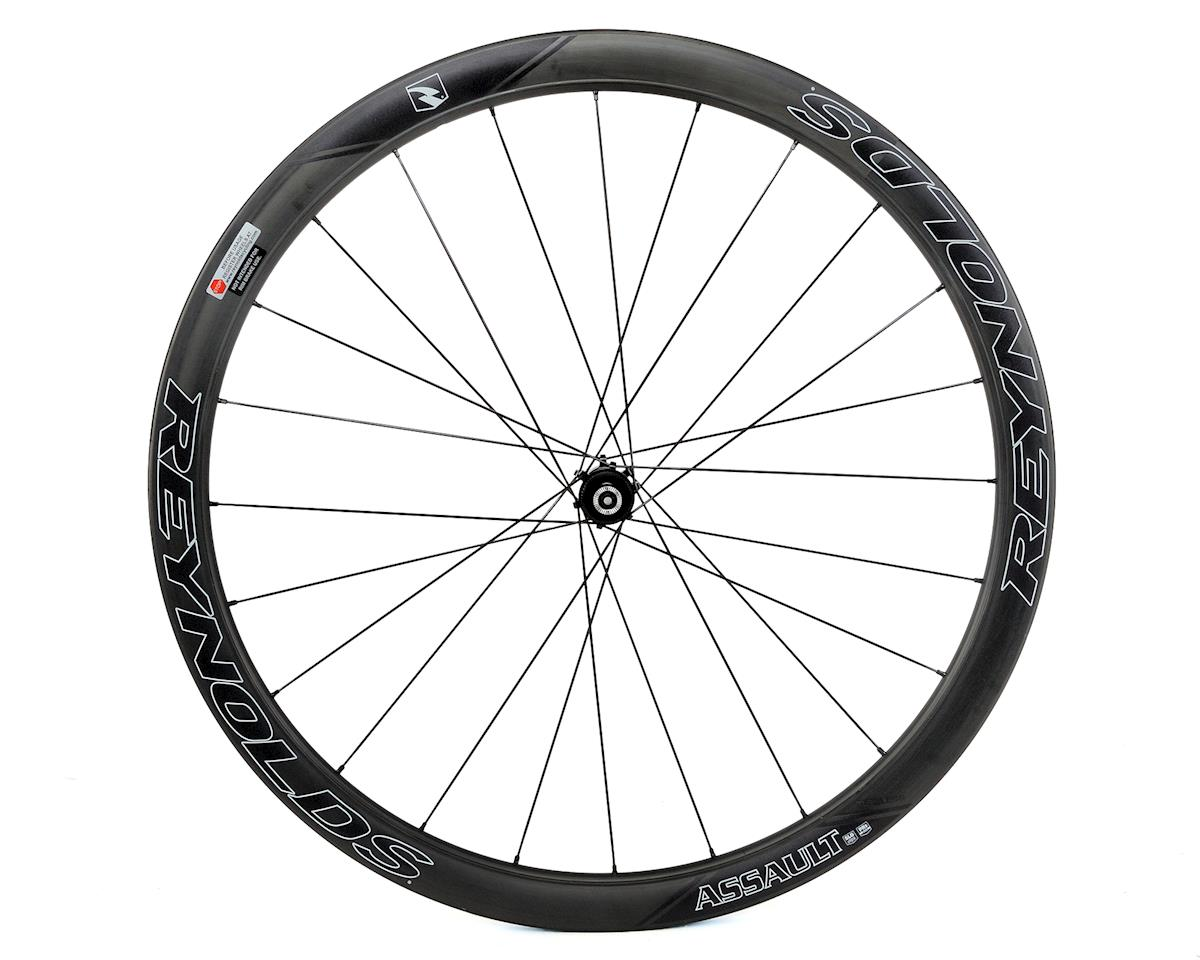 Reynolds 2015 Assault SLG Carbon Wheelset (Clincher) (Shimano/SRAM) (Centerlock Disc) (24/24H)