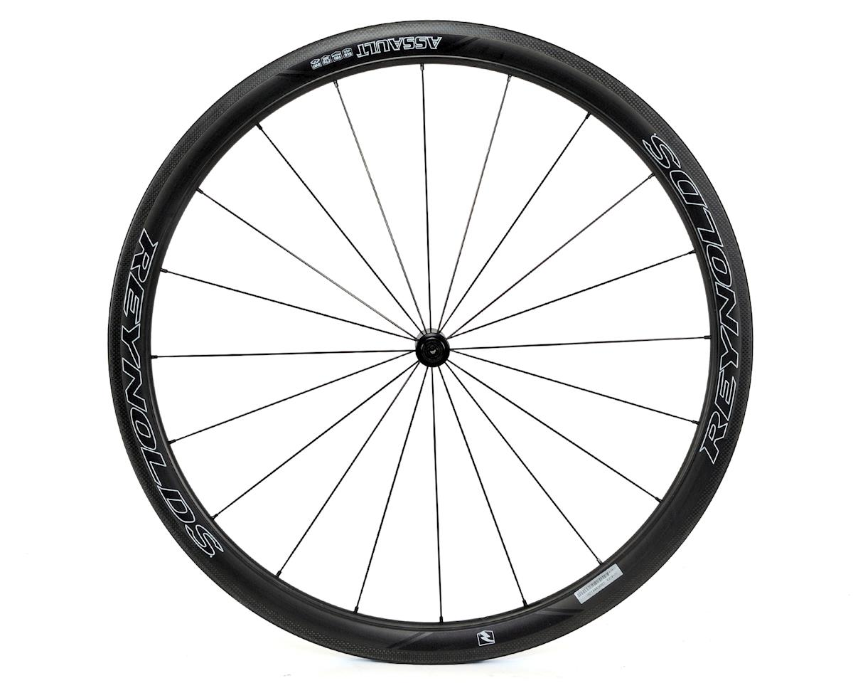 Reynolds 2015 Assault SLG Carbon Wheelset (Clincher) (Shimano/SRAM) (20/24H)