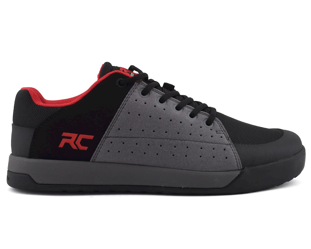 Ride Concepts Livewire Flat Pedal Shoe (Charcoal/Red)