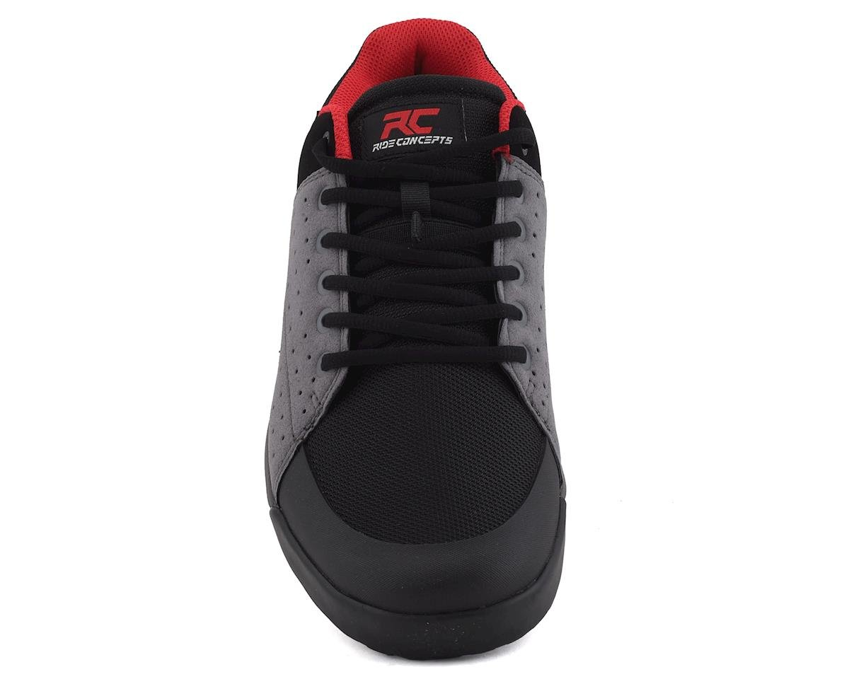 Ride Concepts Livewire Flat Pedal Shoe (Charcoal/Red) (8)