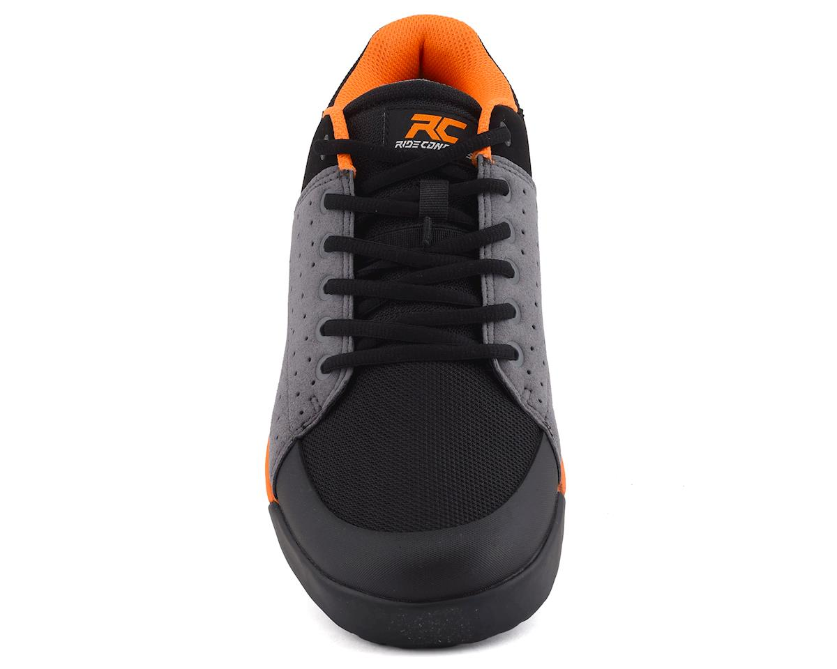Image 3 for Ride Concepts Livewire Flat Pedal Shoe (Charcoal/Orange) (8)