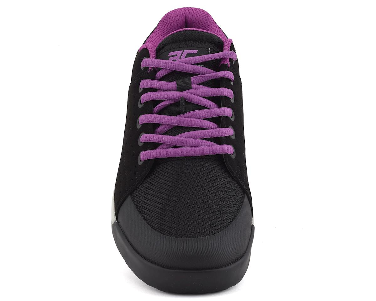 Ride Concepts Livewire Women's Flat Pedal Shoe (Black/Purple) (10)