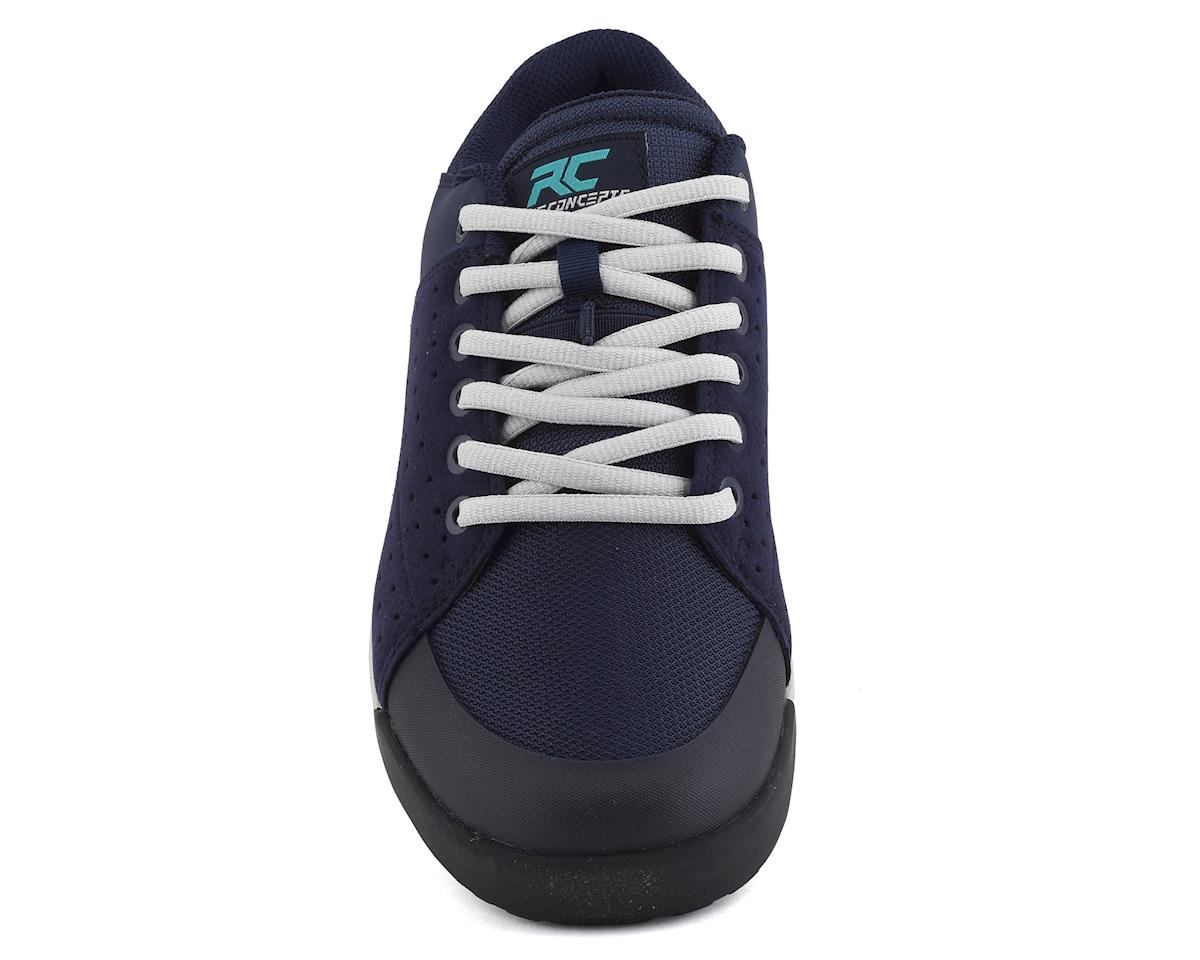 Ride Concepts Livewire Women's Flat Pedal Shoe (Navy/Teal) (7)