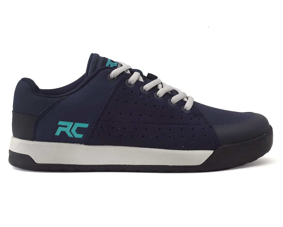 Ride Concepts Livewire Women's Flat Pedal Shoe (Navy/Teal) (9)