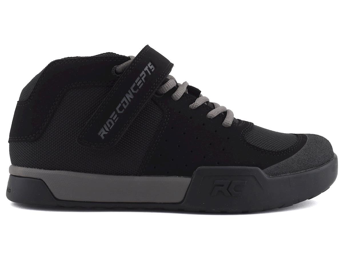 Ride Concepts Livewire Flat Pedal MTB Bike Shoes Black//Charcoal