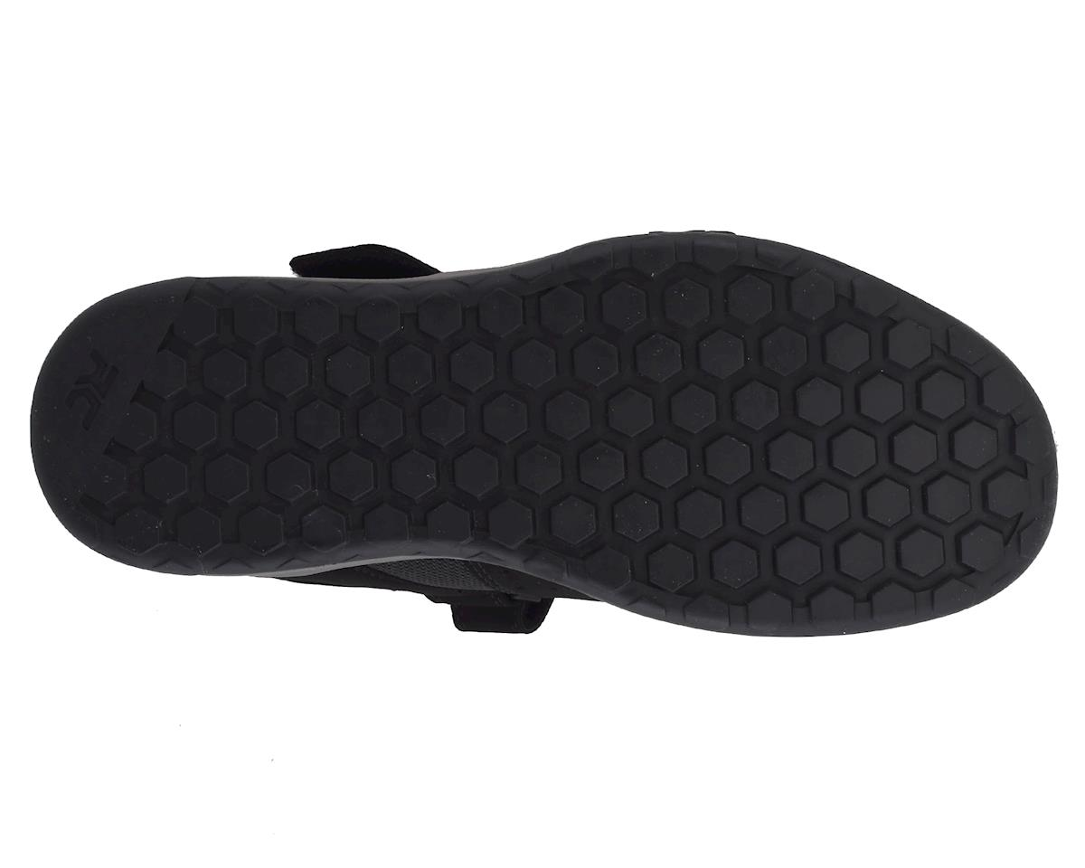 Ride Concepts Youth Wildcat Flat Pedal Shoe (Black/Charcoal) (4)