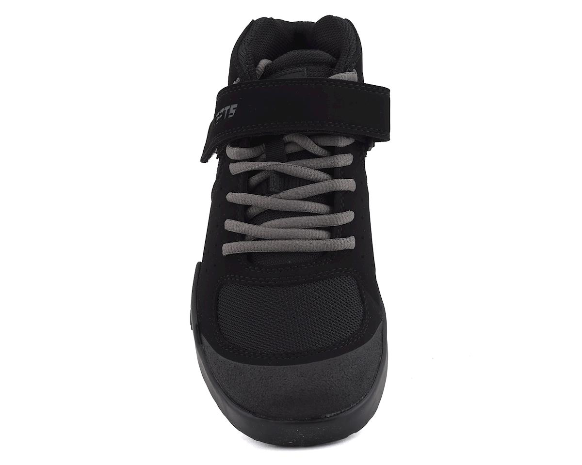 Ride Concepts Youth Wildcat Flat Pedal Shoe (Black/Charcoal) (5)
