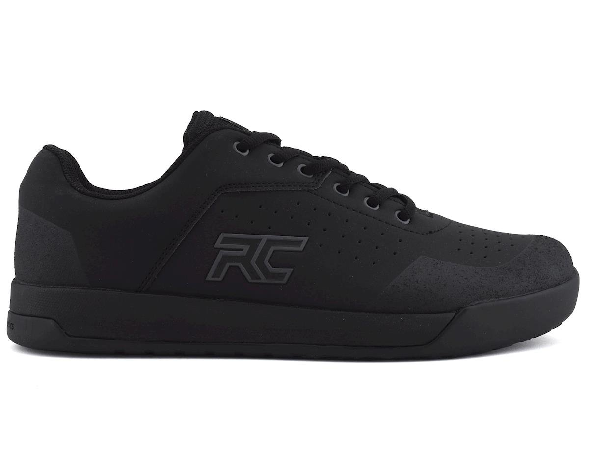 Ride Concepts Hellion Flat Pedal Shoe (Black/Black)