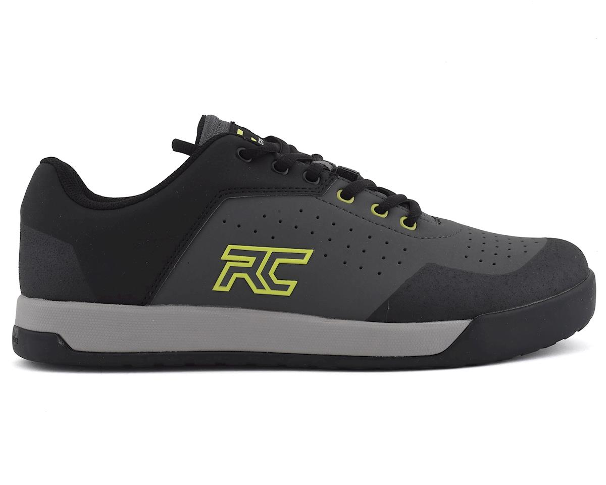 Ride Concepts Hellion Flat Pedal Shoe (Charcoal/Lime)