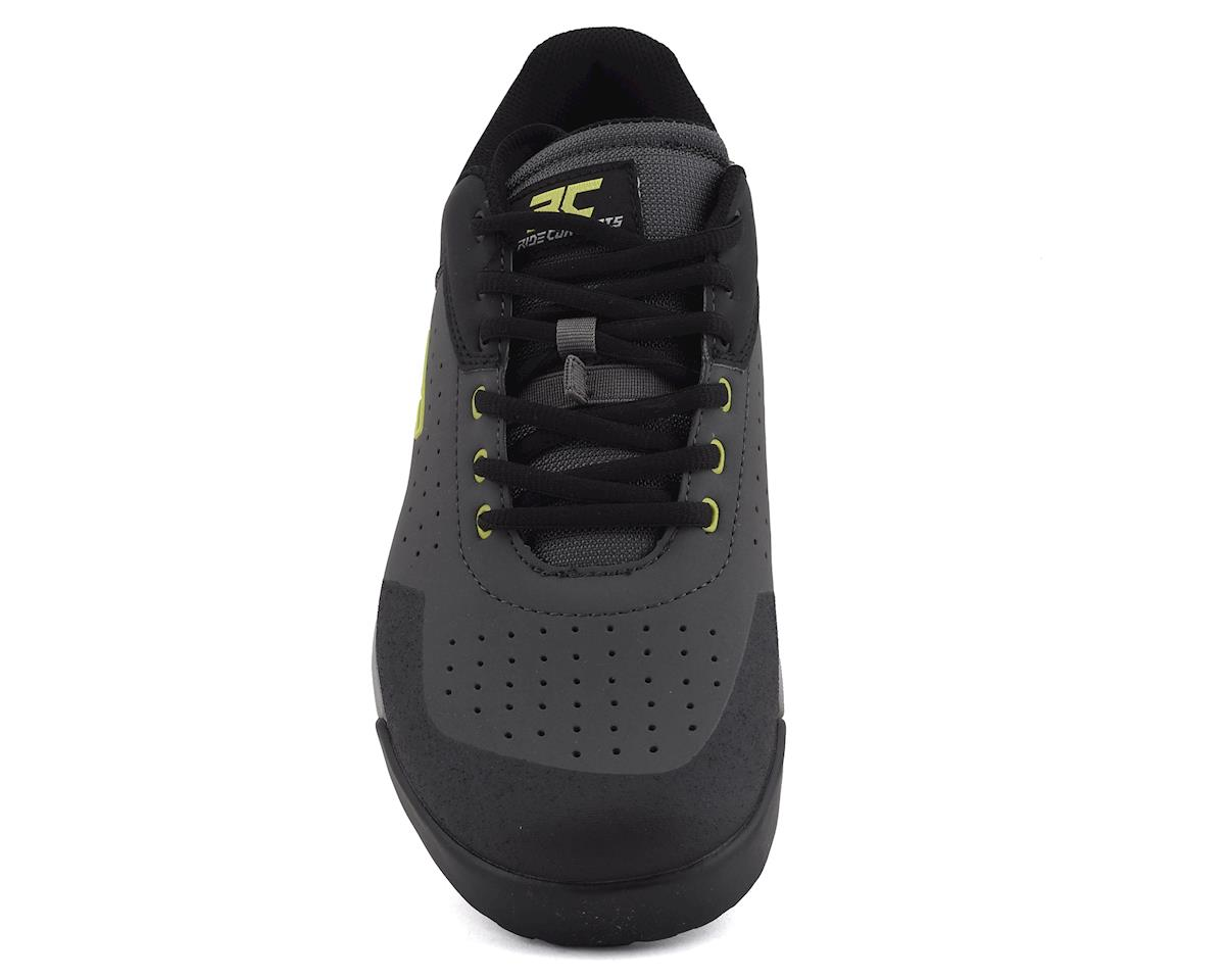 Ride Concepts Hellion Flat Pedal Shoe (Charcoal/Lime) (8)