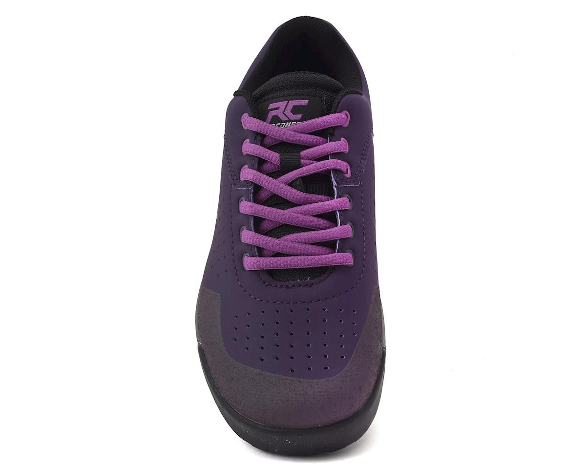 Ride Concepts Hellion Women's Flat Pedal Shoe (Dark Purple/Purple) (7)