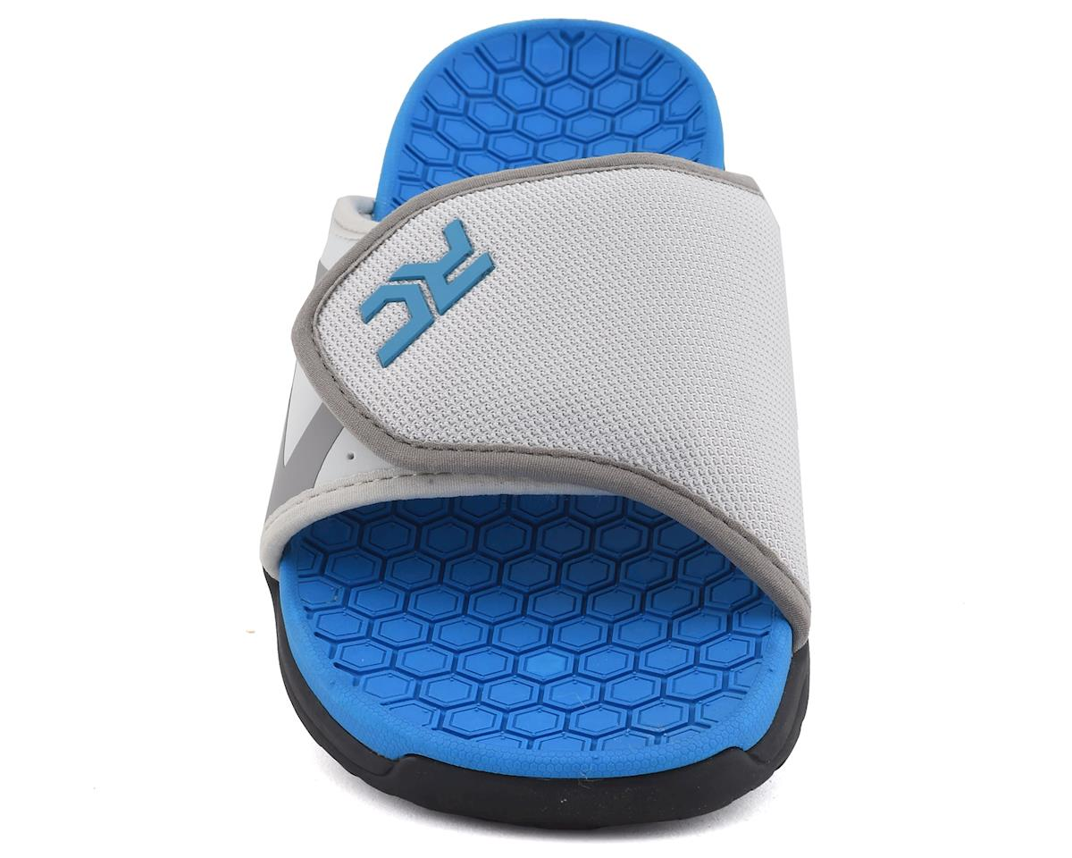 Ride Concepts Coaster Women's Slider Shoe (Light Grey/Blue) (8)