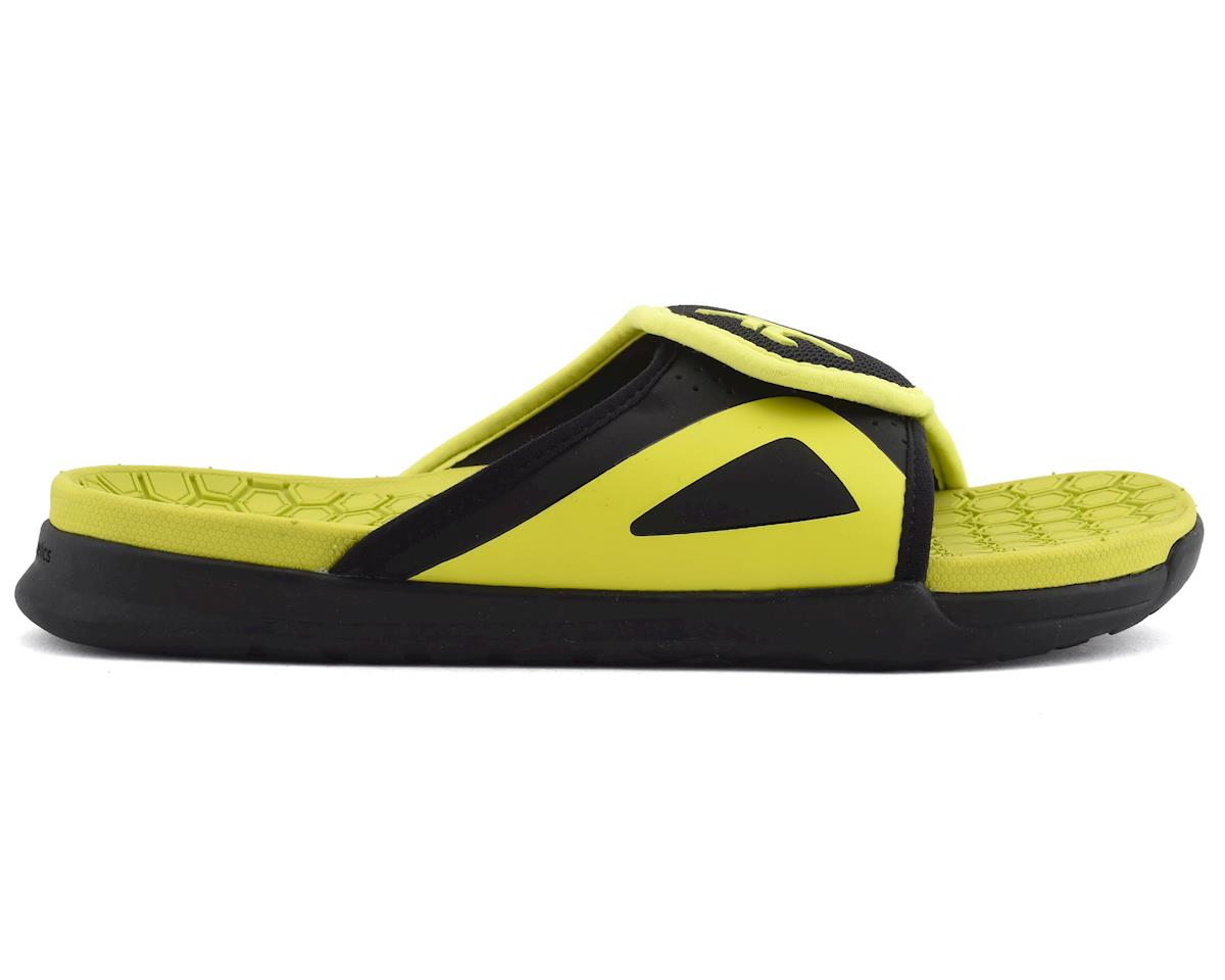 Ride Concepts Youth Coaster Slider Shoe (Black/Lime) (5)